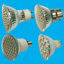 4x 5.6W LED Spot Light Bulbs Stock Daylight Warm White Replaces Halogen Lamps