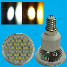4x 5.6W E14 SES Epistar LED Spot Light Bulbs, Stock Daylight/Warm White Lamps