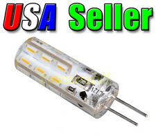 12V Low Voltage Cool Pure White G4 Base LED Malibu Replacement Light Bulbs