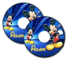 Wheelchair Spoke Guard protector SKINS Mickey Mouse  Custom Designs Personalised