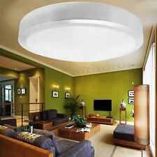 Modern 8W 12W LED Flush Mounted Ceiling Downlight Panel Light Wall Kitchen Lamp