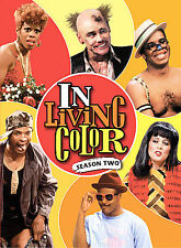 IN LIVING COLOR The COMPLETE Season Two 26 Episodes+Special Features 4-DVD Set