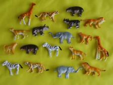 MINI JUNGLE ANIMALS  -  Various amounts  -  PARTY / LOOT BAG TOYS FAVOURS