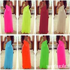 Hot New Sexy Women Holiday Summer Slim Long Maxi Party Dress Bodycon Beach Dress