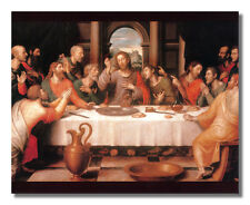 The Last Supper Jesus Christ Religious Wall Picture