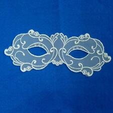 Embroidery Eye Mask Venise Lace Flower Patch Sew on Patch Applique Motif Sexy