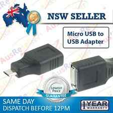 USB 2.0 Female to Micro USB Male Adapter for Samsung Galaxy S3 S4 S5 Note 3 4