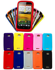 Soft Rubber Silicone case for HTC Droid DNA ADR6435 / Droid Incredible X HTC6435