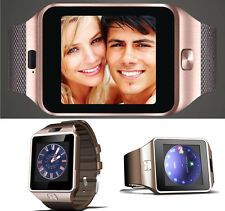 DZ09  Bluetooth Smart Wrist Watch Phone Mate For Android Samsung LG Sony