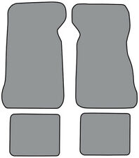 1976-1979 Mercury Cougar Cutpile 4pc Factory Fit Floor Mats