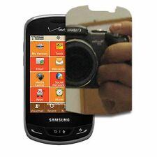 For Samsung BRIGHTSIDE U380 Mirror Screen Protector LCD Phone Cover