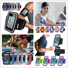 GYM Armband Running Jogging Sports Arm Strap Case Cover Holder For CellPhone US