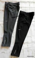 Nike 640144 Women's Relay Crops Tights Running Training Cropped Pants 503474