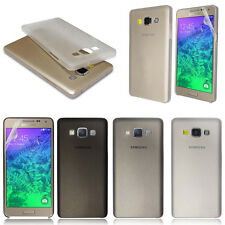 New Ultra Thin 0.3mm PC Back Cover Case For Samsung Galaxy A5 A500 FREE Film