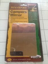 New SMALL FLAT MIRROR - purse, pocket, wallet, make-up, shaving, travel, cheap