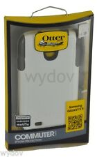 OtterBox Commuter Series Samsung Galaxy S4 Case Color Glacier White New in Box