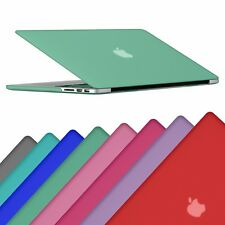 "For Apple MacBook Air 11"" Rubberized Matte Hard Case with Keyboard Cover"