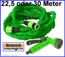 Flexibler Gartenschlauch Wasserschlauch Schlauch Flexi Magic Hose Wonder 22m/30m
