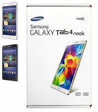 "Samsung Galaxy Tab 4 NOOK 7"" SM-T230NU Android WiFi 8GB Tablet RB RETAIL"