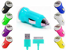 1M Data Cable Lead + USB Charger Compatible For iPhone 3GS 4S iPad 2 3 iPod 4 UK