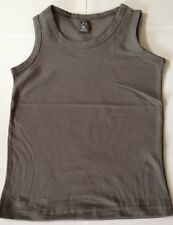 ZARA KIDS GIRLS BOYS COTTON VEST TOP Age 4 5 6 7  9 10 11 12 13 14 NEW FREE P&P