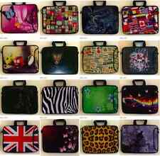 """15"""" 15.6"""" Handled Laptop Sleeve Case Bag for HP Toshiba Sony Acer Asus Apple Mac"""