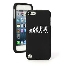 For Apple iPod Touch 4th 5th 6th Rubber Hard Case Cover Evolution Soccer