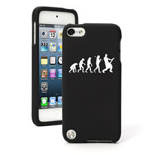 For Apple iPod Touch 4th 5th 6th Rubber Hard Case Cover Evolution Guitar Player