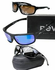 NEW REVO GUST POLARIZED SUNGLASSES Black/Graphite/Water - Tortoise/Terra Brown