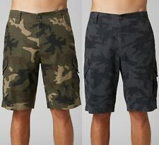 Fox Racing Mens Slambozo Camo Cargo Shorts