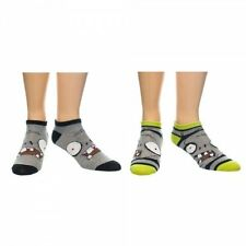 Plant vs Zombies Zombie 2 Pack Ankle Socks…357739