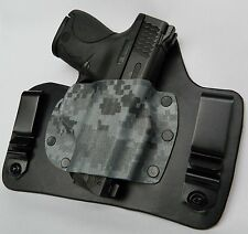 IWB Hybrid Concealed Carry Holsters Leather & Kydex