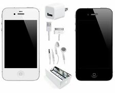 "Apple iPhone 4S A1387 3.5"" Retina Display 8GB 3G GSM UNLOCKED Cell Phone"