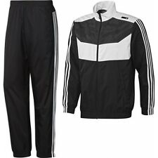 Adidas Herren Trainings-Freizeit Anzug,Train Woven CH , Black/White , X28703,Neu
