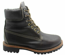 Timberland Earthkeepers Heritage Rugged Mens Boots Brown Leather 6848A T1