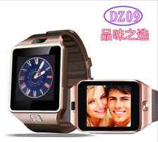 2015 Newest Bluetooth Smart Watch DZ09 Smartwatch GSM SIM Card for Android phone