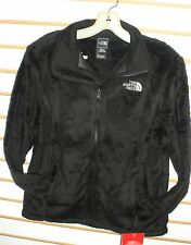 THE NORTH FACE WOMENS OSITO 2 FLEECE JACKET-  S,M, L, XL  -BLACK - NEW