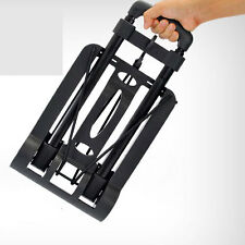 Foldable Dolly Push Hand Cart Trolley Hand Truck