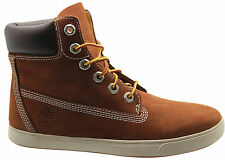 Timberland Earthkeeper 6 Inch Deering Womens Boots Brown Leather 8757R D66