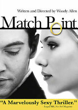 Match Point [DVD] - Scarlett Johansson, Jonathan Rhys Meyers, Emily Mortimer