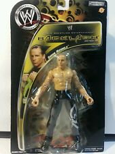 "wwe action figures Backlash Series 10 SHAWN MICHAELS new 2007 JAKKs 7"" wrestling"
