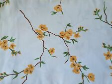 Relais Porthault by D.Porthault Paris Floral Tablecloth Rectangle Shape