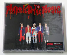 SHINee - Married To The Music (Vol. 4 REPACKAGE) CD+Photobook+Photocard+Poster