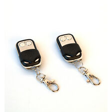 2x Lockmaster LM122 Remote Control Transmitter 433.92 MHz for Gate Opener