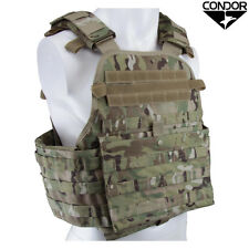 Condor MOPC Molle Modular Operator Plate Carrier Armor Chest Rig Vest Multicam