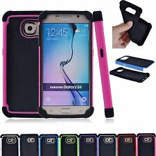 S-shock Hybrid Rugged Hard Armor Case , Matte Cover for Samsung Galaxy