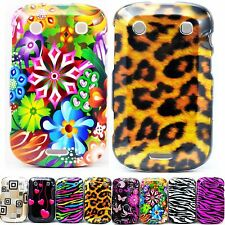 Cute Skin Hard Cell Phone Plastic Shell Case Cover For BlackBerry Bold 9900 9930