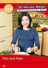 30 Minute Meals with Rachael Ray - Fun and Fast by