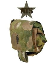 ATS Tactical Slimline Roll-Up Dump Pouch-Multicam-Coyote-RG-BLK-Wolf-Highlander
