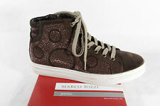 Marco Tozzi Boots Ankle Boots brown leather new